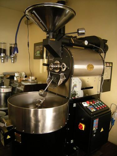 Kaffeerösterei 2