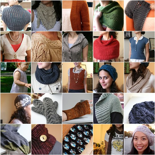 Knits of 2009