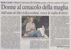 Corriere della Sera / Roma - 08/01/2010