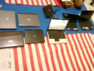 laptop second malang