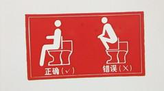 TransCentury Hotel Toilet Instructions