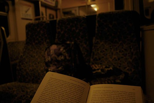 reading on the night train