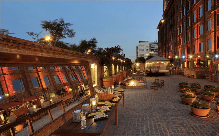 restaurante design
