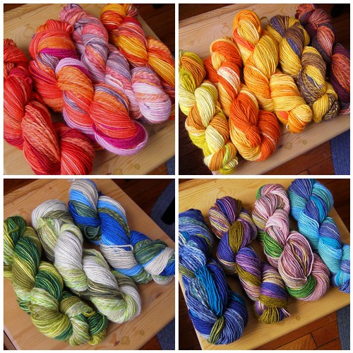 scrappy skeins!