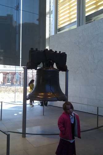 Liberty Bell and Unhappy Kid