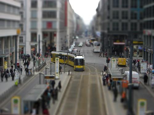 Berlin Friedrichstra√üe