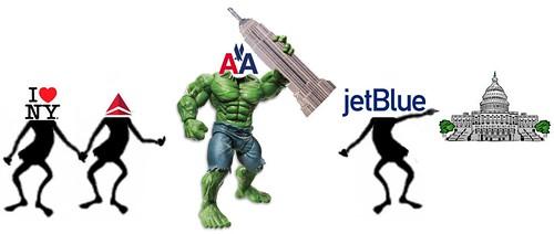 American Targets New York