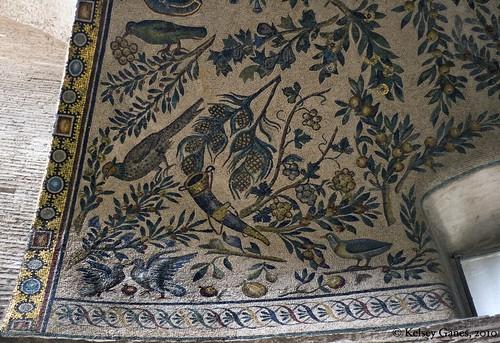 Santa Costanza Mosaics