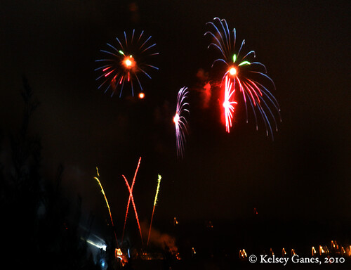 Roman Fireworks