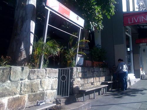 Circle cafe, Balmain