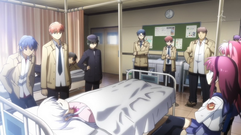Angel Beats! Episode 08 - 04