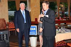 Congressman Jim Moran,  ACDC Meet & Greet