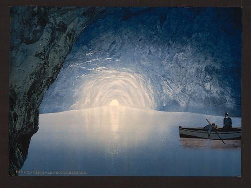 [Blue grotto, Capri Island, Italy] (LOC)