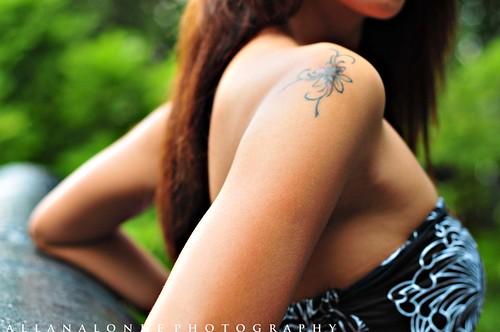 Tattooed on my mind by Allan Alonde. Model: Louela MUA: Deoanna Jimenez