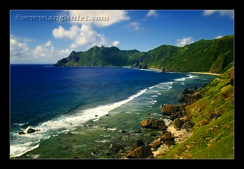 On the way to Chavayan, Sabtang Island, Batanes