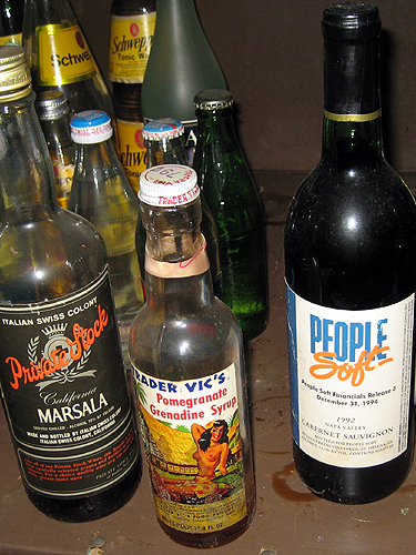 Booze from the past