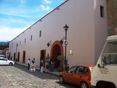 Exconvento Santa Catalina de Siena - Hotel Facade