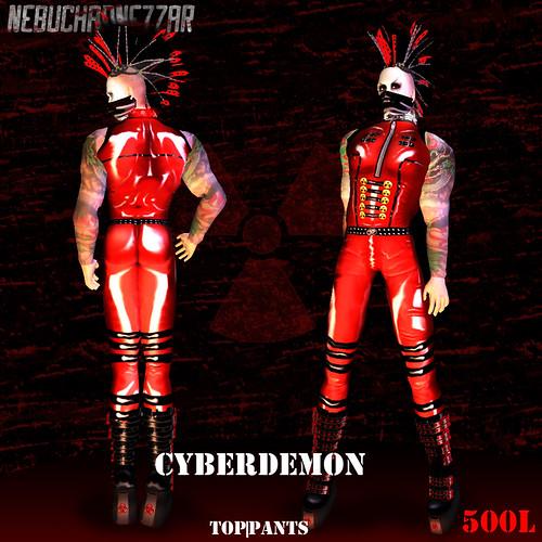 NDN - Cyberdemon