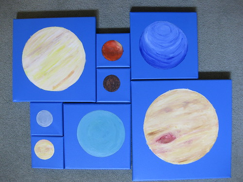 Planets in Progress