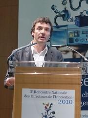 Stéphane Mahon, Groupe i&e