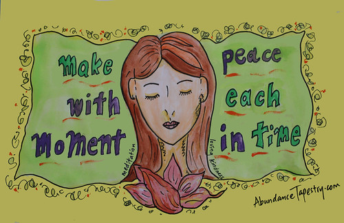 Make Peace With Time Meditation