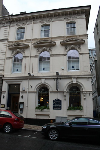 The Wellington public house, Birmingham
