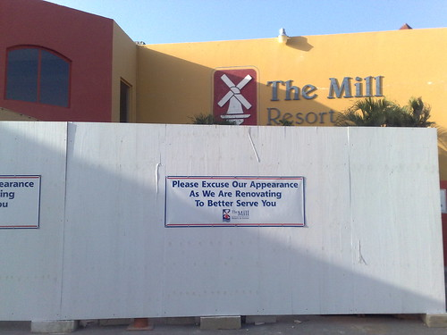 The Mill Renovations
