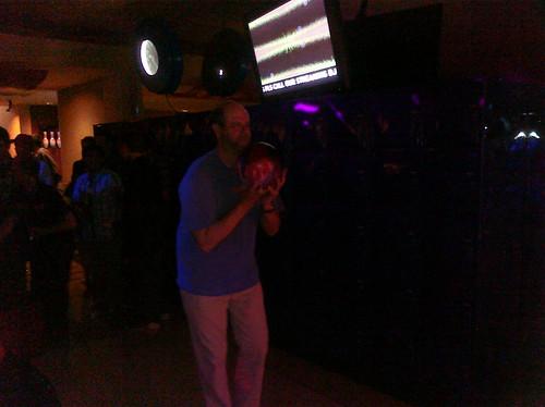 Stephen bowling