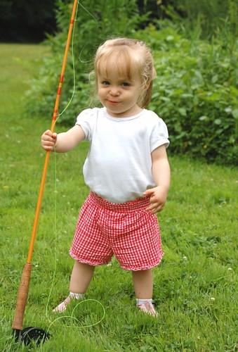 future fisherwoman