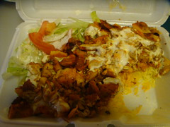Halal - Chicken over Rice
