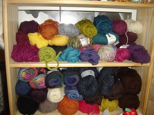 The Yarn Stash