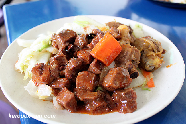 BIZ Vietnamese Stall Food
