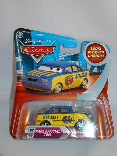 Disney CARS Lenticular Race Official Tom (1)
