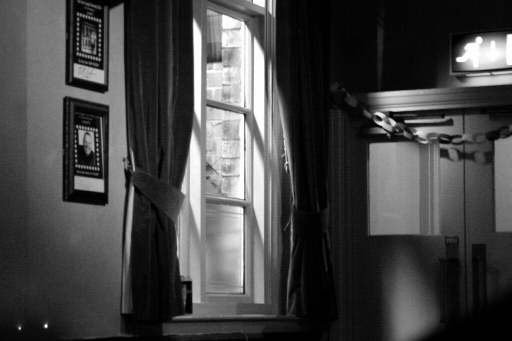Through The Window of My Mind There is a Better Place to Find..
