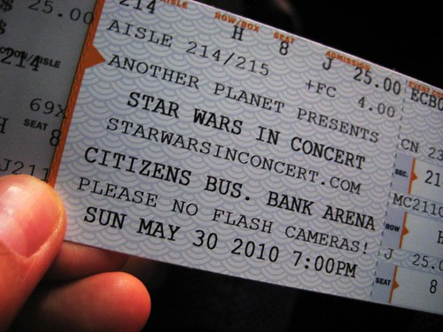 star wars in concert, pt.4