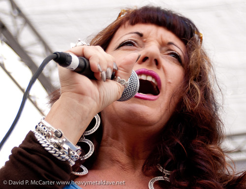 Candye Kane @ Fiesta Del Sol 2010