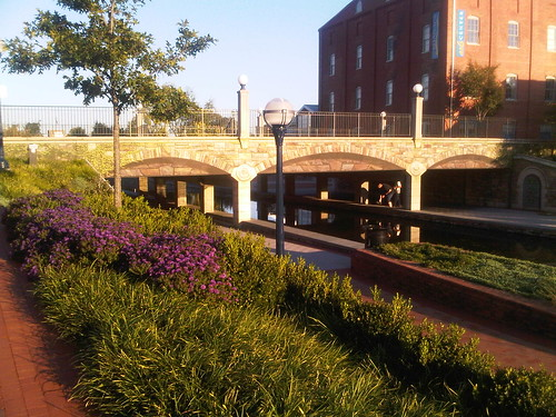 2010.10.02 Carroll Creek Bridge