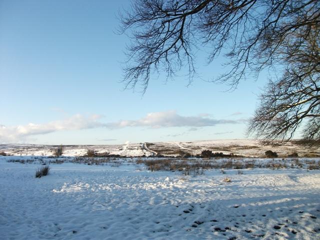 Exmoor snow 2