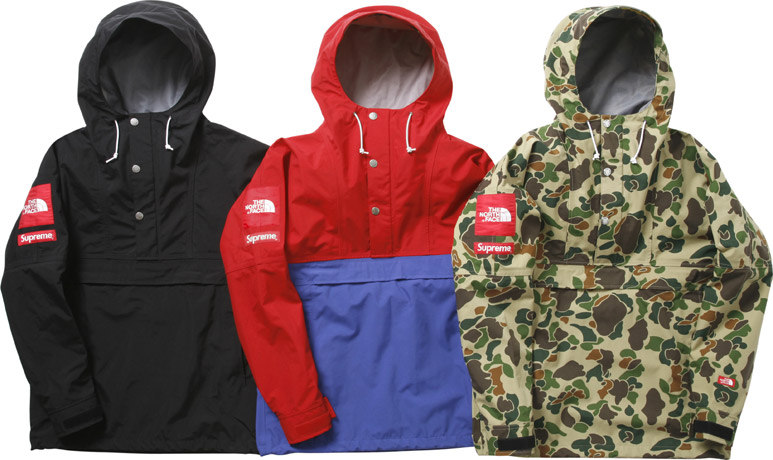 Supreme x The North Face 1