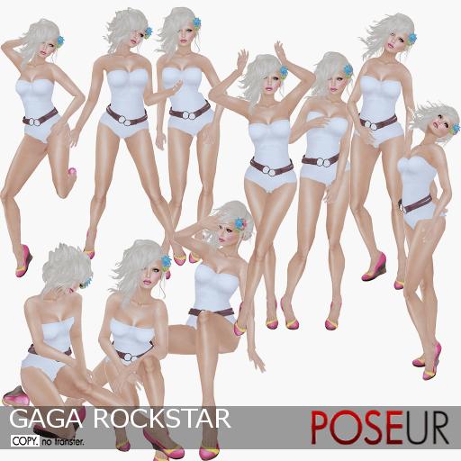 Gaga Rockstar