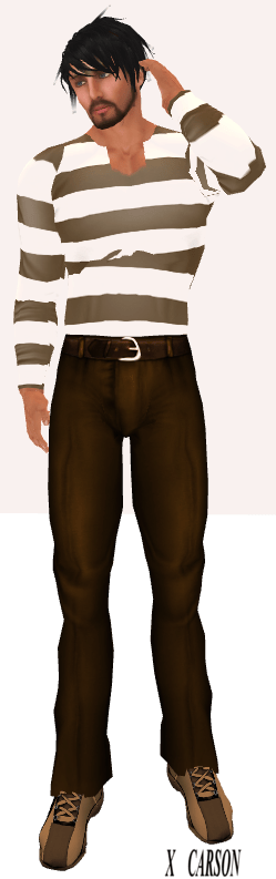 Before Sleep #168 Casual Dood pants and Undershirt