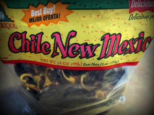 New Mexico Dried Chiles