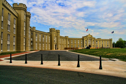 The VMI Castle