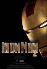 Cartel película Iron Man 2