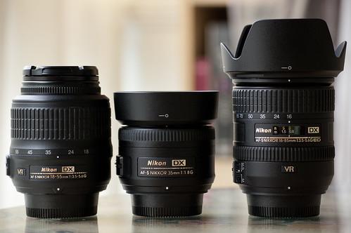 Review Nikon 16-85 VR