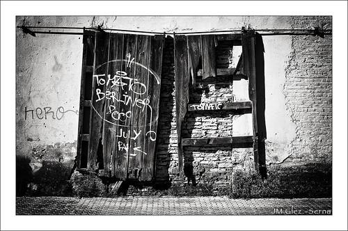 Viejas fábricas de Sevilla