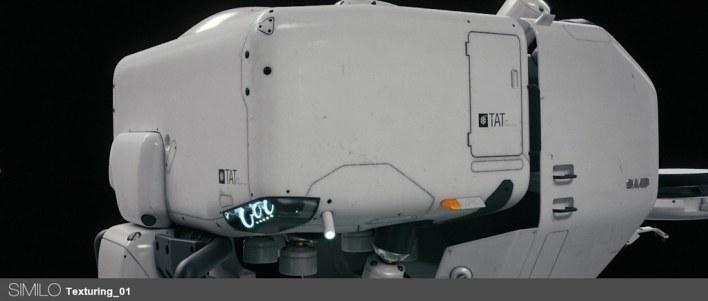 SIMILO Truck_texturing_v01