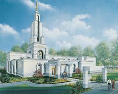 Mormon Temple Lubbock Texas