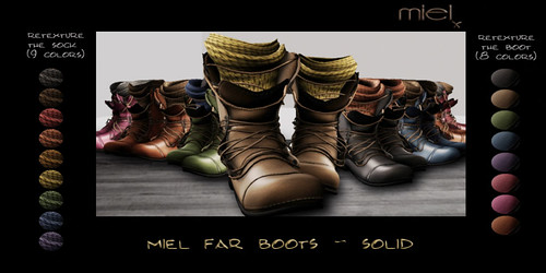 MIEL FAR PROMO - SOLID