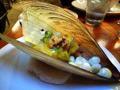 Ceviche Mixto by Chef Ricardo Zarate